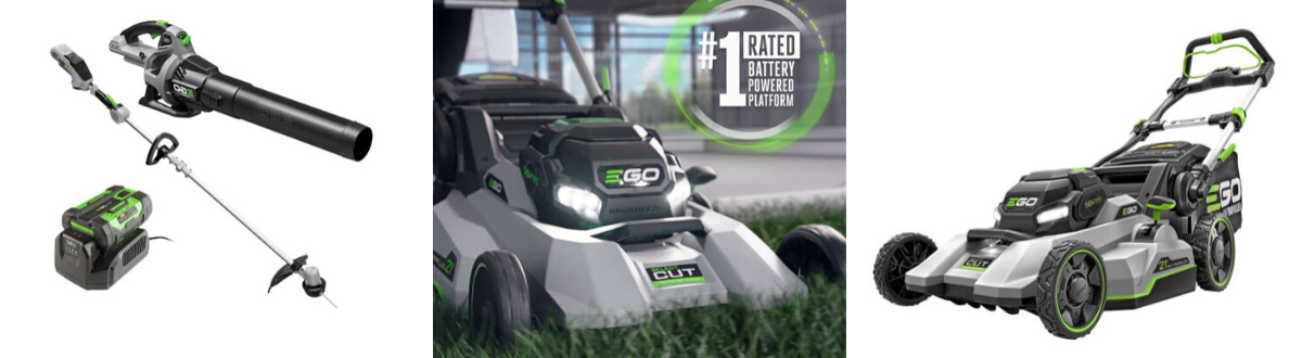 EGO Lawn Care Products