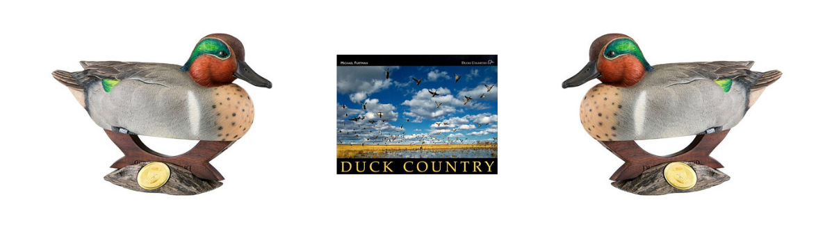 Ducks Unlimited Memorabilia Package