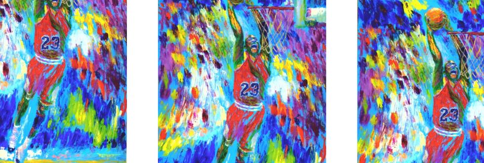 The Legendary Michael Jordan
