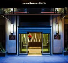 Loews Regency NYC 1- Night Stay