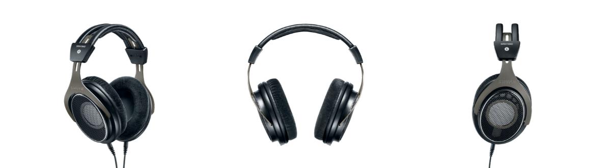 Shure Professional Headphones
