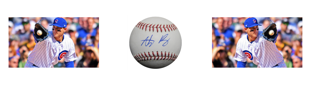 Rizzo Signed Ball