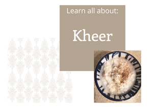 Back To School: Kheer