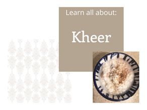 Back To School: Kheer