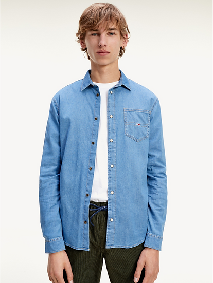 DENIM SHIRT TOMMY HILFIGER