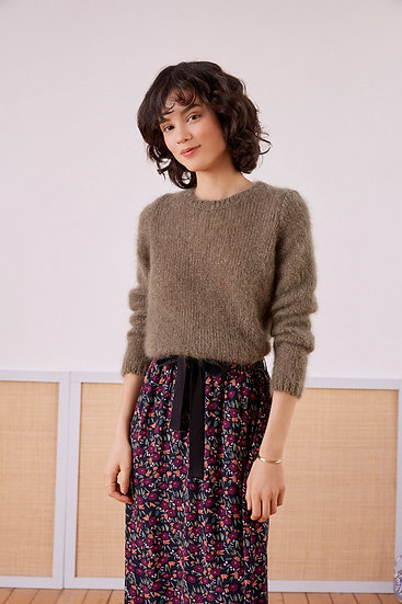 PULL COSMIC FOUGERE