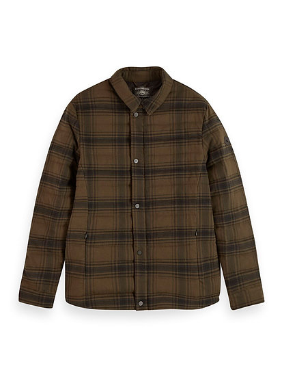 BLOUSON WOOL BLEND SCOTCH & SODA
