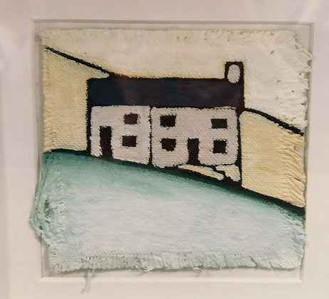 """""""Cottage 8 - Valley Cottage Series"""" - Janette Roberts"""