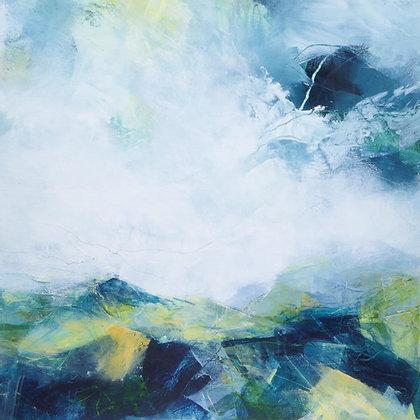 """Return to the wild 1"" by Bron Jones - Freedom Found Exhibition"