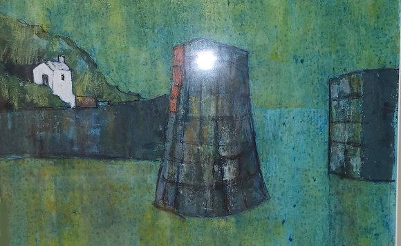 """""""Porthgain""""  - Owen Lyndon Thomas"""