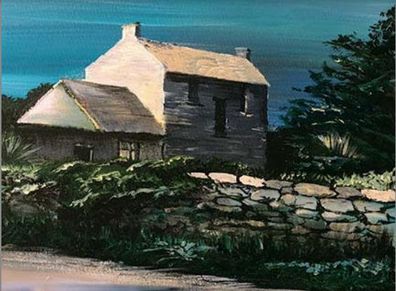 """The Old Smithy"" Pembrokeshire - Jill Jones"