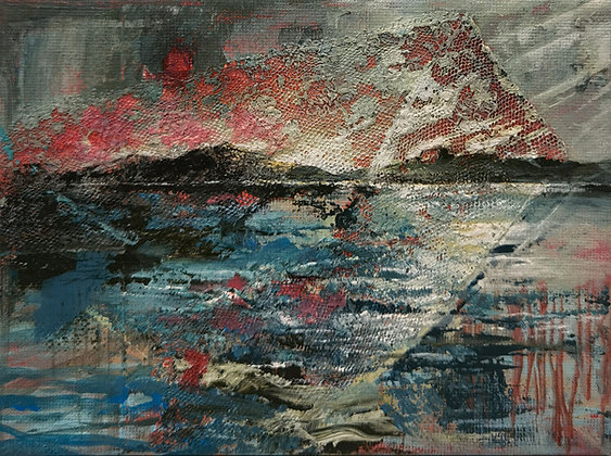 """""""Peaks and Reflections"""" - Victoria Reynolds"""