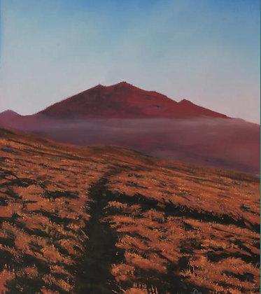 Snowdon at Dawn - Dave Roberts