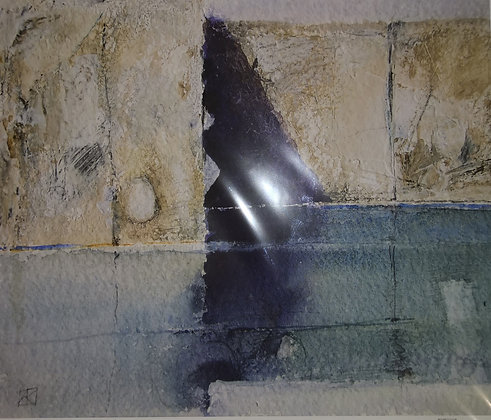 """Pool Edge"" Limited Edition Print 37/100"