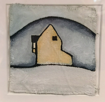 """""""Cottage 2 - Valley Cottage Series"""" - Janette Roberts"""