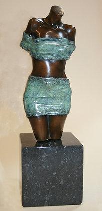 Aphrodite - Bronze Sculpture - Angela Farquharson