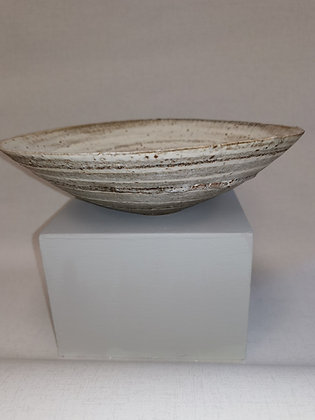 Medium Agate Porcelain/Mixed Bowl by Peter Wills