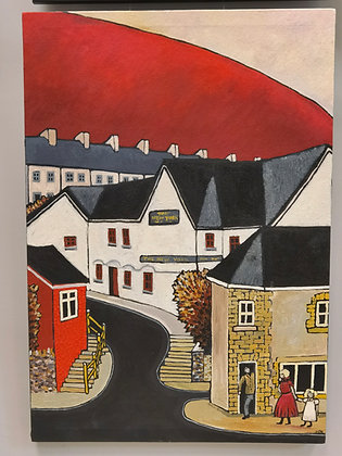 """""""America Fach - Porth"""" by Janette Roberts"""