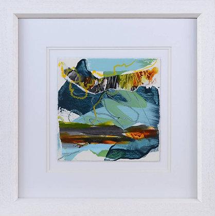 """Winging it"" by Bron Jones - Freedom Found Exhibition"