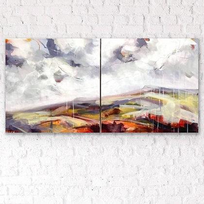 """""""The Wilderness Calls"""" by Bron Jones - Freedom Found Exhibition"""