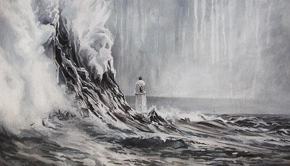 """Perfect Storm - Porthcawl -James Summerbell"
