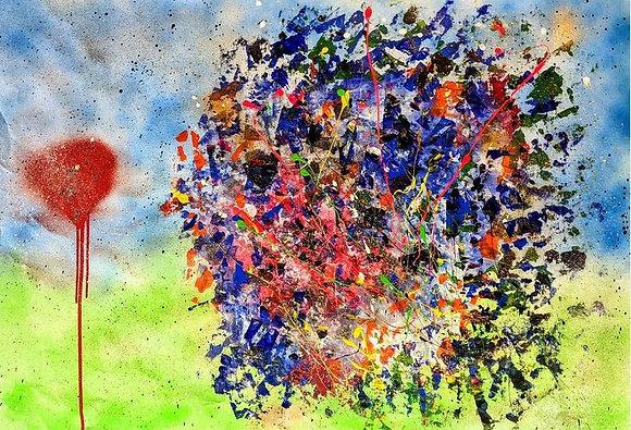 Hearts - Original by Dylski