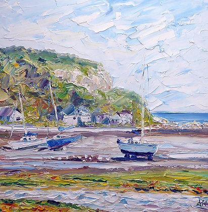 Red Wharf Bay - Alan Knight