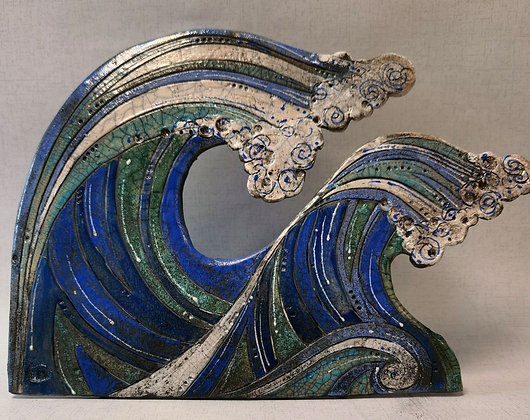 """""""The Wave"""" - by Pi Potters"""