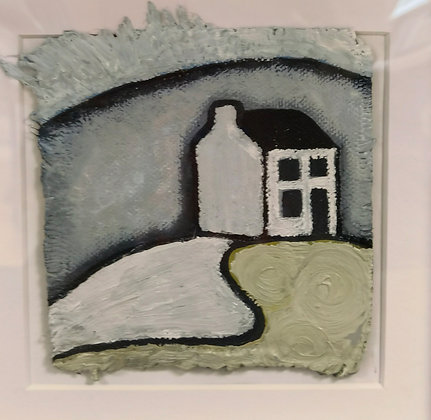 """""""Cottage 3 - Valley Cottage Series"""" - Janette Roberts"""