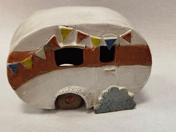 """Caravan II"" by Keely Clarke Ceramics"