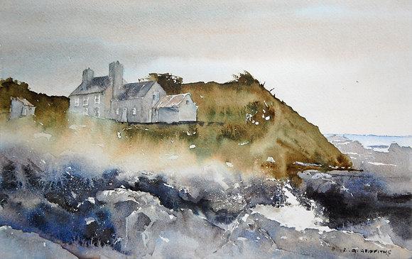"""Porth Colmon"" Ltd Ed Giclee Print by Gary Griffiths"