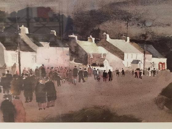 Welsh Chapelgoers - Ltd Ed - John Knapp Fisher
