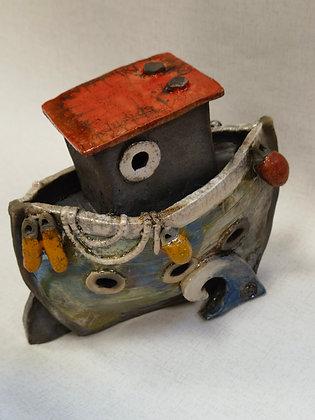 Tug Boat II - Keely Clarke