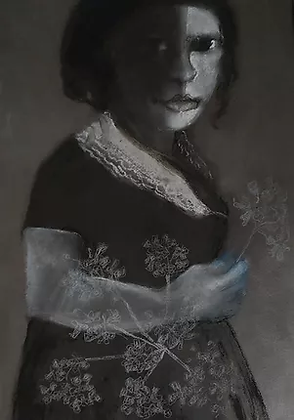 """Hemlock"" - Giclee Print by Jacqueline Alkeema"