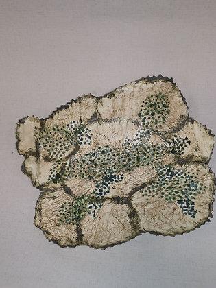 Large Table Platter - The Coral Range - Lesley Badger