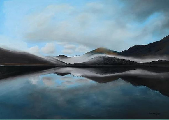 Llys Gwynant Reflections - Dave Roberts
