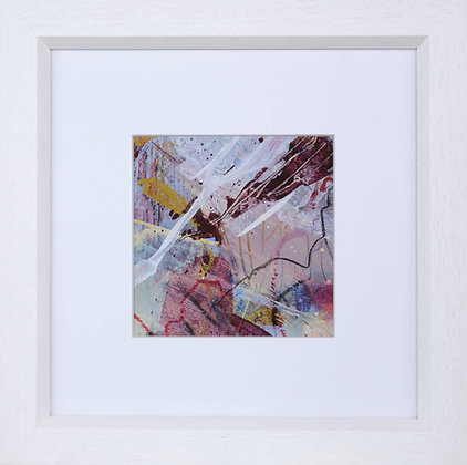 """Serendipity 5"" by Bron Jones - Freedom Found Exhib"