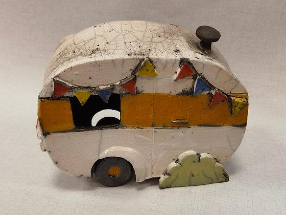 """Caravan I"" by Keely Clarke Ceramics"