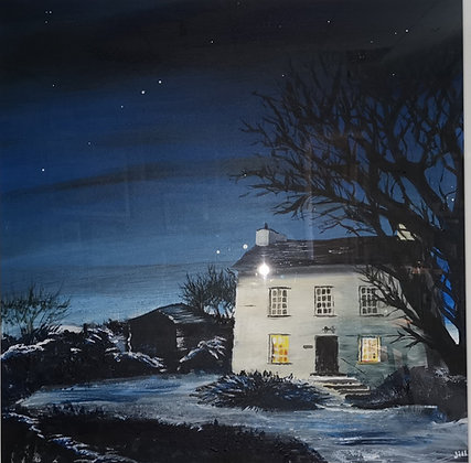 """Starry Pembrokeshire Night"" - by Jill Jones"