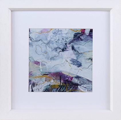 """As mist resembles rain"" by Bron Jones - Freedom Found Exhibition"