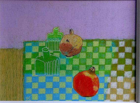 Pomegranates - Glenn Carney