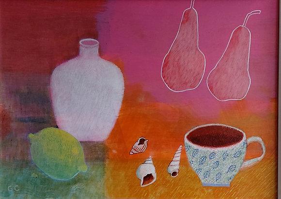Pembrokeshire Seashells - Glenn Carney