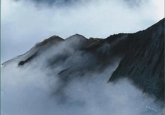 """Above the Clouds, Cadair Idris II"" - Dave Roberts"