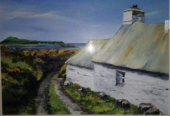 """Watch House - Porthgain"" - Jill Jones"