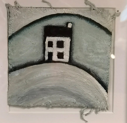 """""""Cottage 6 - Valley Cottage Series"""" - Janette Roberts"""