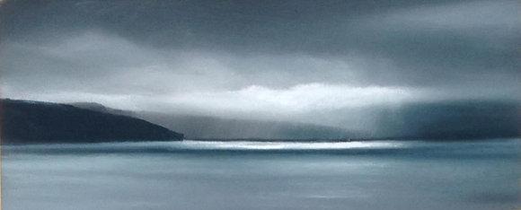"""Towards Pendine Sands II"" - Pastel by Marilyn Molyneux"