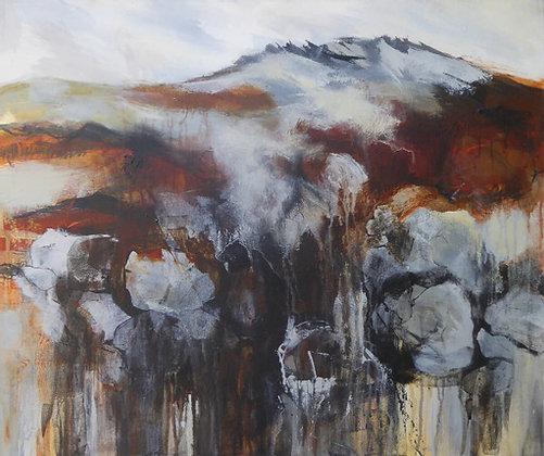 """Tair Carn"" by Bron Jones - Freedom Found Exhibition"