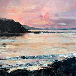 Calm sea just before sunset - © Nick Pritchard.jpg