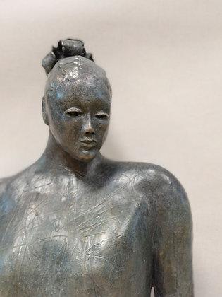 """""""Presence"""" Sculpture by Ann Goodfellow"""