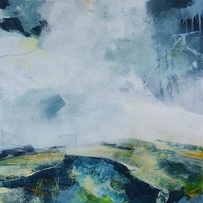 """Return to the wild 2"" by Bron Jones - Freedom Found Exhibition"